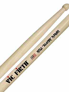 Vicfirth Snm Baget (Çift) Nicko Mcbrain Hickory